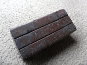 Starting at the bottom Brick - by - Brick